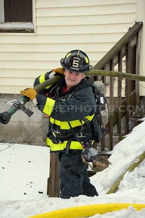 Lawrence, Ma 2nd Alarm - 30/32 Manchester St. - 2/14/14