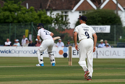 Sussex v Warwicks at Horsham July 2014