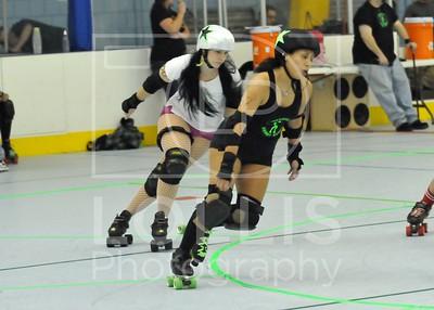 Greenville Derby Dames 11-13-10