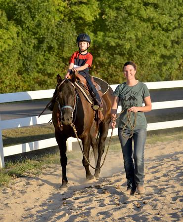 LaPorte County Special Olympics Equestrian Team