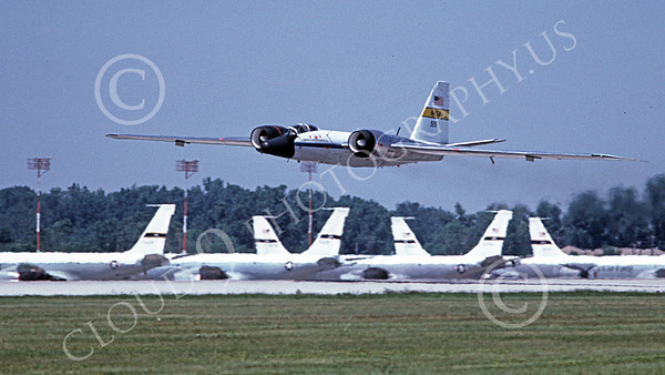 NASA Martin RB-57 Canberra Airplane Pictures