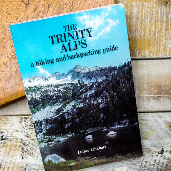 The Trinity Alps a hiking and backpacking guide