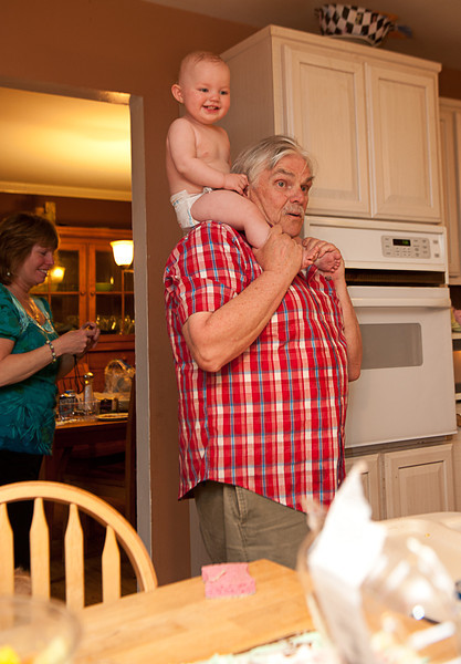 Brynn's 1st Birthday party