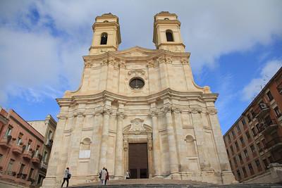 Cagliari, Sardinia Dec 3