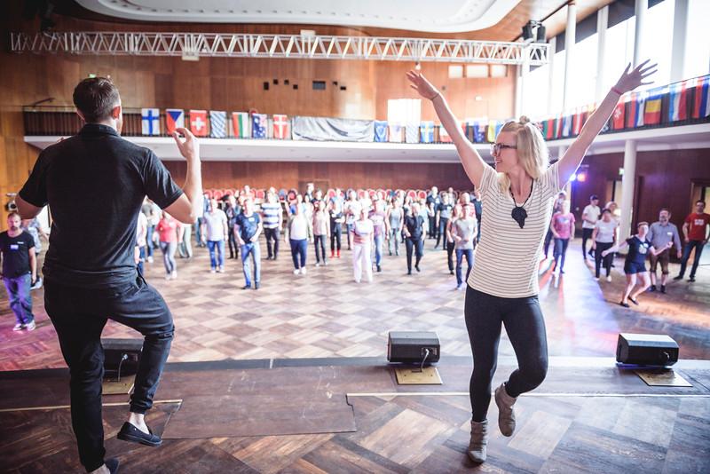 Workshops & Social Dance