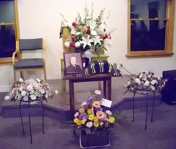 Elizabeth Miller Memorial
