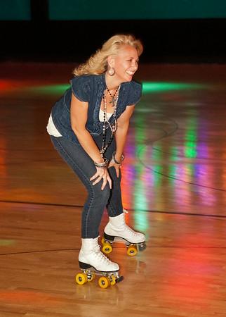 Magnolia HS 1980's Skate Party