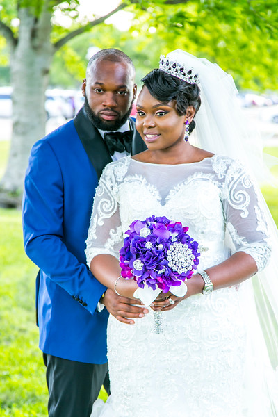 Uyi & Dayo's White Wedding
