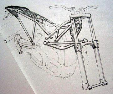 Golem Early Drawings