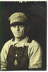 My grandpa Isaac Howell