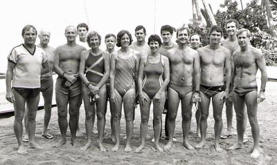 34th Castle Swim 11-29-1987