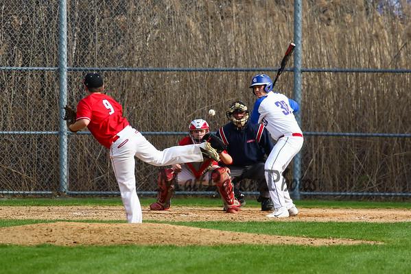 2019-4-29 WHS Baseball vs Spaulding