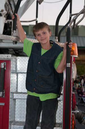 Fire Prevention Open House 2012