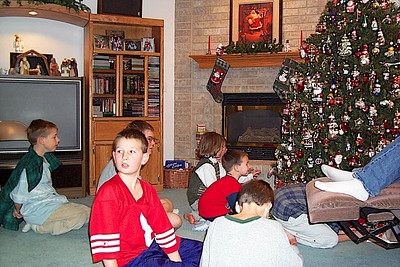1999-12-27 Hamilton Family Christmas