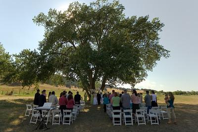Matt & Jenna's Wedding Ceremony