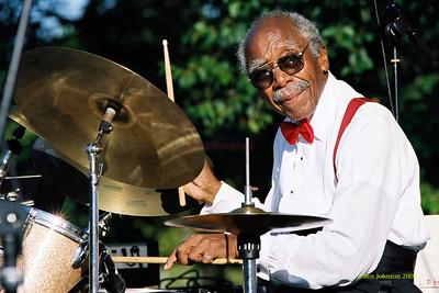 Drummer George 'Butch' Ballard - A Photo Tribute
