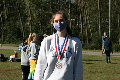 Cross Country - NCISAA 3A State Championships