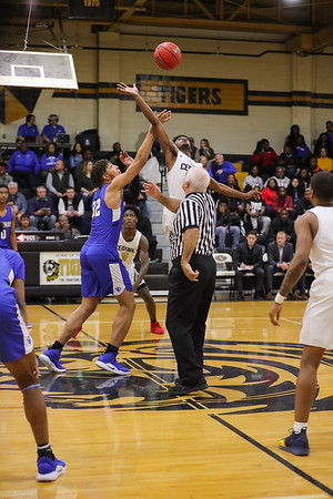Little Rock Central HS vs Conway (Boys Varsity), 1/18/2019