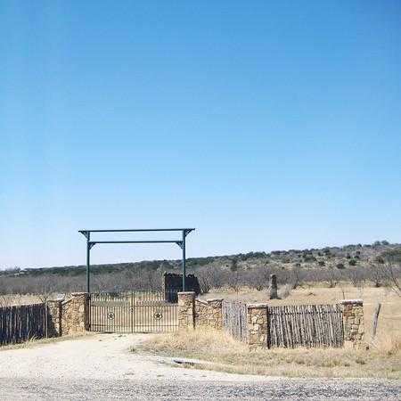 Texas Ranch Gates