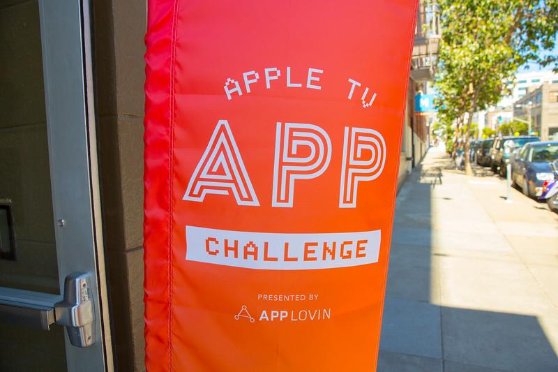 Apple TV App Challenge tvOS Hackathon #AppLovin #HacktvOS