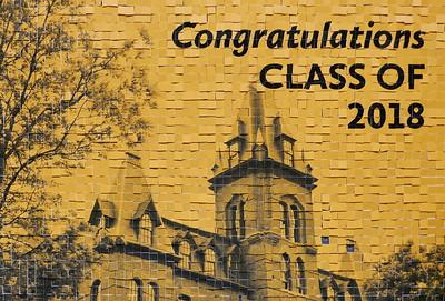 Erik Kuehl St Olaf Graduation 5-27-18