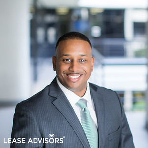 Commercial headshots on site at Lease Advisors in San Diego