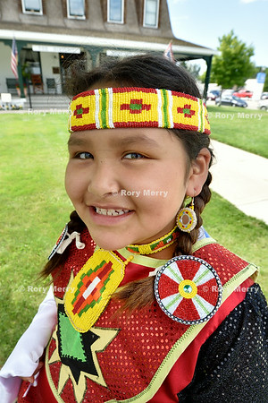 First People's Pow Wow Dancing  Sheridan Wyoming 2014