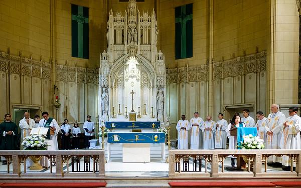 Fr. Senic 30th Anniversary Mass