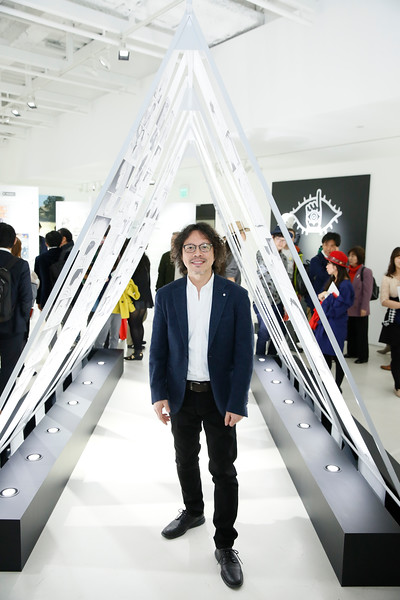 This is MANGA – The Art of NAOKI URASAWA opening (Press Images