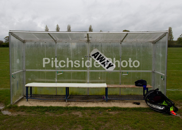 Hayling United 3 New Milton Town 3 - Wessex League - 28/4/12