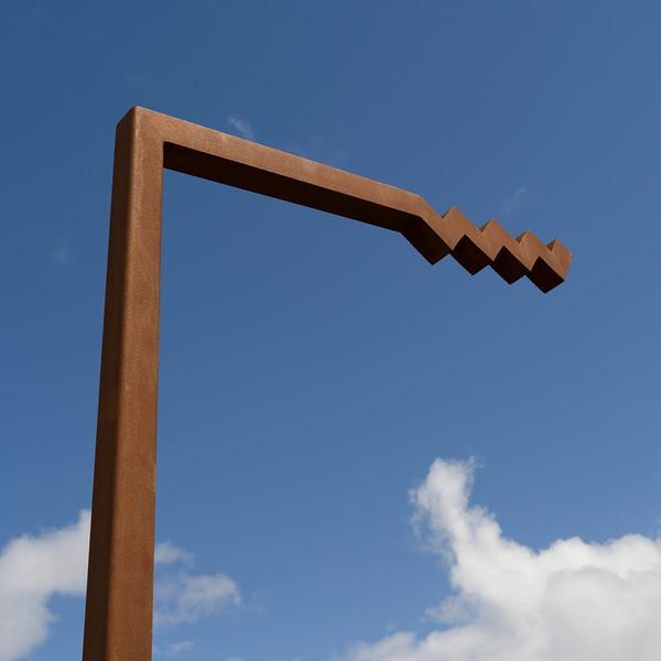 Symbol of the Wild Atlantic Way, Castlegregory, Dingle Peninsula, County Kerry, Republic of Ireland