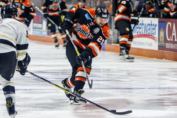 3/4/17 Komets vs. Wheeling