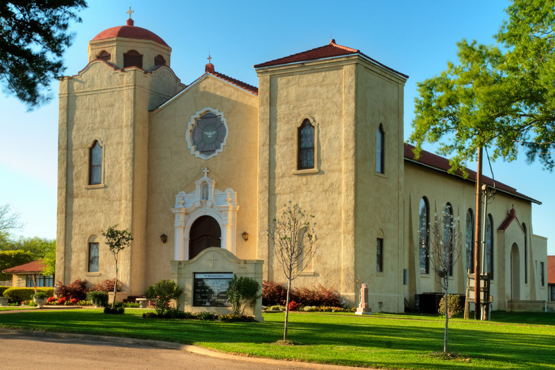 St. Stanislaus In Chappell Hill Texas