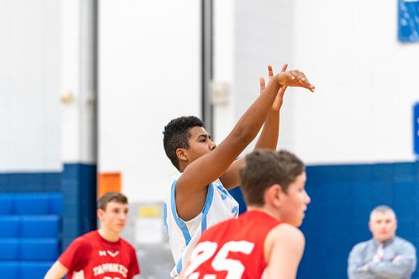 Suffern v Tappan Zee Freshmen Basketball 2-7-29