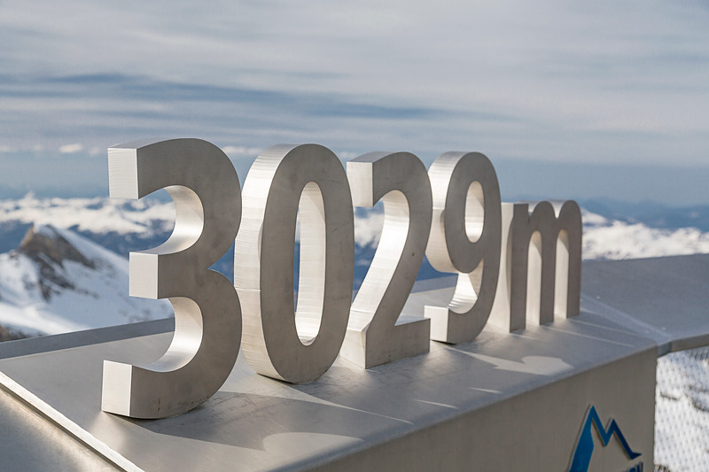 3029m Top of Salzburg, Kitzsteinhorn