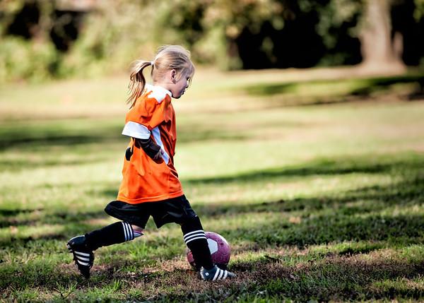 Megan Soccer