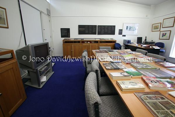 NEW ZEALAND, Wellington. Wellington Hebrew Congregation, Holocaust Research & Education Centre. (8.2010)