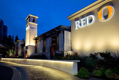 Red O Restaurant Exterior - San Diego CA.
