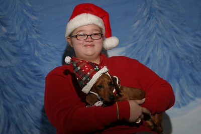 PAWS Holiday Photos