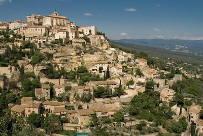 Autour d'Avignon