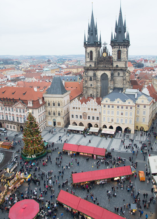 Prague's European Christmas Markets