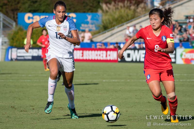 International Friendly - United States vs Korea Republic