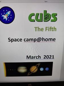 Virtual space camp