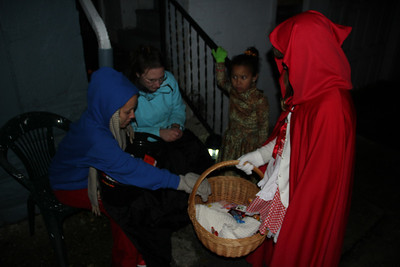 Trick Or Treat Night, Lansford (10-31-2012)