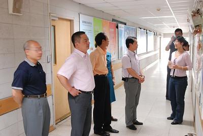 20100805 哈爾濱大學參訪