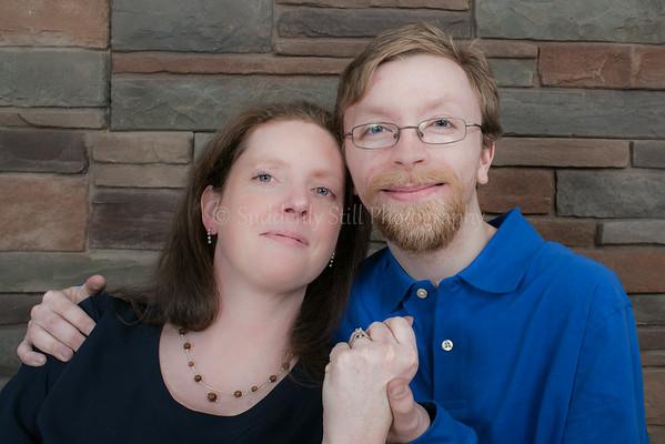 Jennifer & David