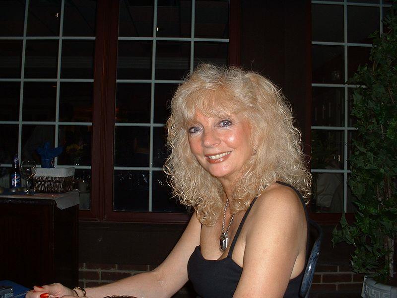 at Michael and Carol's wedding 2003