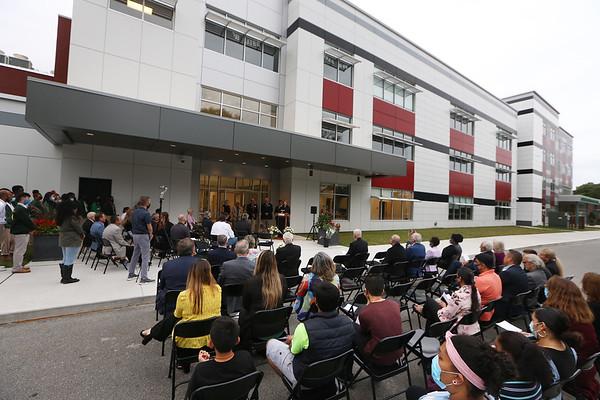 Collegiate Charter High School grand opening 091621