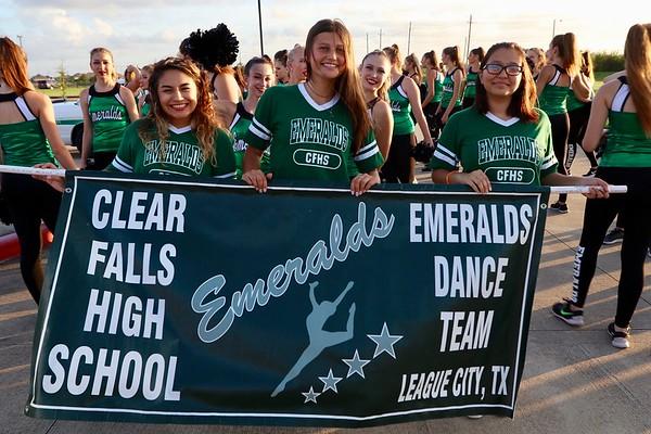 Emerald's HOCO 2017 Parade