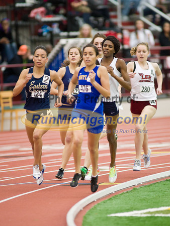800M Final - 2012 NAIA Indoor